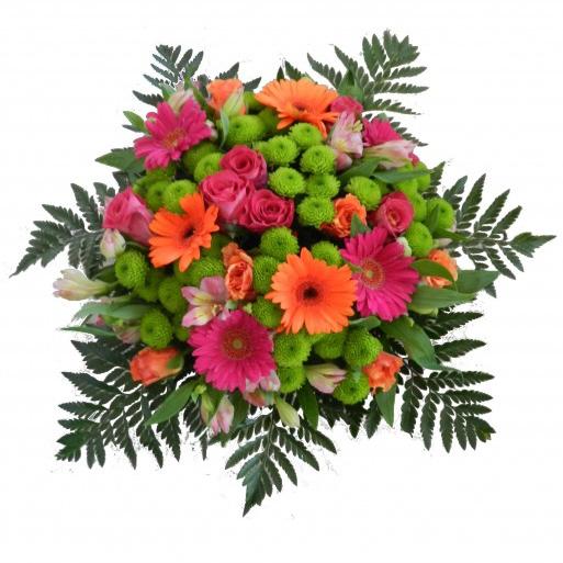 Bouquet audacieux